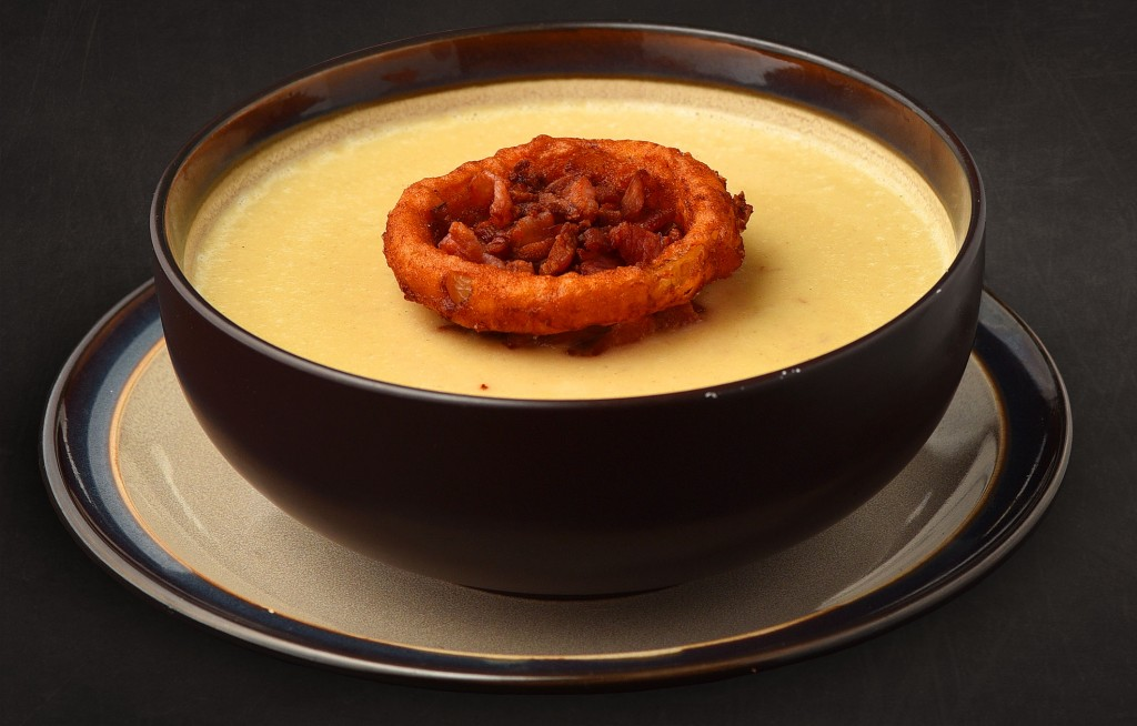 BACON CREME-SOUP
